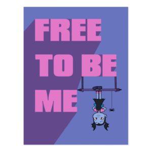 Vampirina | Free to be Me Postcard