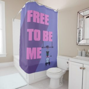 Vampirina | Free to be Me Shower Curtain