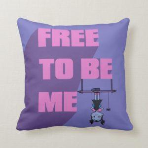 Vampirina | Free to be Me Throw Pillow