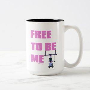 Vampirina | Free to be Me Two-Tone Coffee Mug