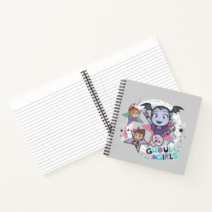 Vampirina | Ghoul Girls Notebook