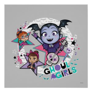 Vampirina   Ghoul Girls Poster