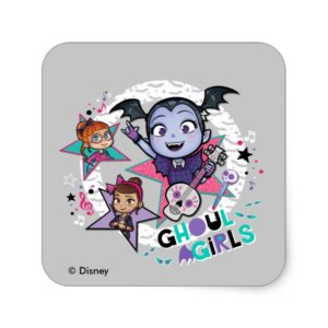 Vampirina | Ghoul Girls Square Sticker