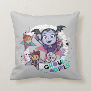 Vampirina | Ghoul Girls Throw Pillow