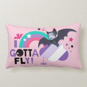 Vampirina   I Gotta Fly! Lumbar Pillow