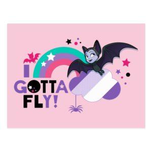 Vampirina | I Gotta Fly! Postcard