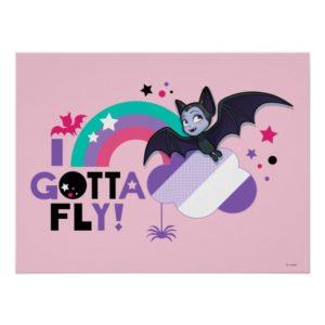 Vampirina   I Gotta Fly! Poster