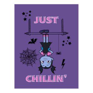 Vampirina   Just Chillin' Postcard