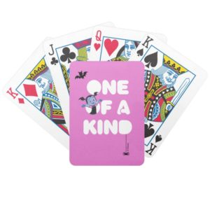 Vampirina | One of a Kind Bicycle Playing Cards
