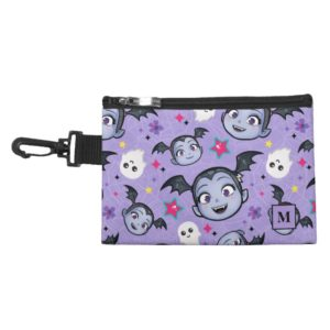 Vampirina | Super Sweet Purple Pattern Accessory Bag