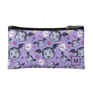 Vampirina | Super Sweet Purple Pattern Cosmetic Bag