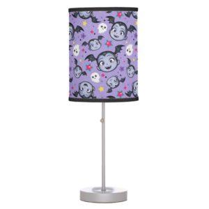 Vampirina | Super Sweet Purple Pattern Desk Lamp