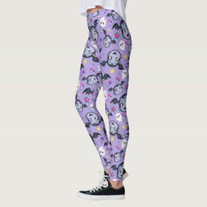 Vampirina | Super Sweet Purple Pattern Leggings