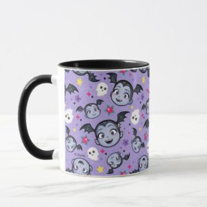 Vampirina | Super Sweet Purple Pattern Mug