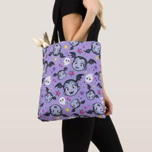 Vampirina | Super Sweet Purple Pattern Tote Bag