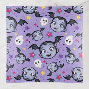 Vampirina | Super Sweet Purple Pattern Trinket Trays