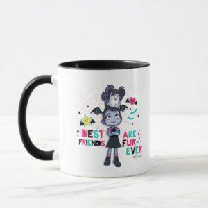 Vampirina & Wolfie | Best Friends are Fur-Ever Mug