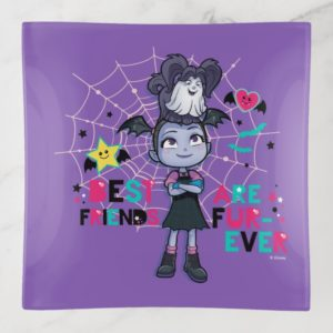 Vampirina & Wolfie | Best Friends are Fur-Ever Trinket Trays