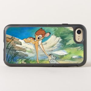 Vintage Bambi and Thumper OtterBox iPhone Case