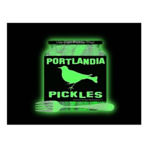 We Can Pickle That Postcard