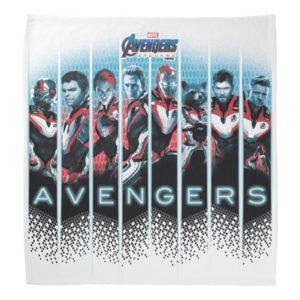 Avengers: Endgame | Avengers Assembled Lineup Bandana