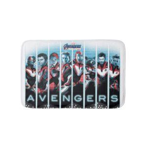 Avengers: Endgame | Avengers Assembled Lineup Bath Mat