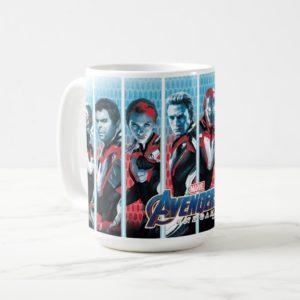 Avengers: Endgame | Avengers Assembled Lineup Coffee Mug