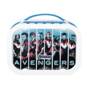 Avengers: Endgame | Avengers Assembled Lineup Lunch Box