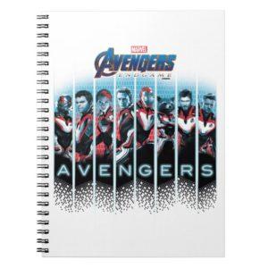 Avengers: Endgame   Avengers Assembled Lineup Notebook