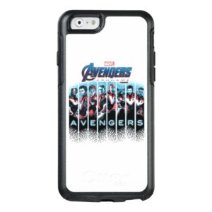 Avengers: Endgame | Avengers Assembled Lineup OtterBox iPhone Case