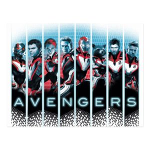 Avengers: Endgame | Avengers Assembled Lineup Postcard