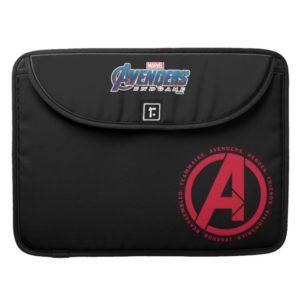 Avengers: Endgame | Avengers Attributes Logo MacBook Pro Sleeve