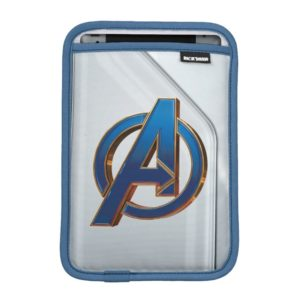 Avengers: Endgame | Avengers Blue & Gold Logo iPad Mini Sleeve