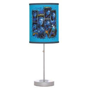 Avengers: Endgame | Avengers Character Panels Desk Lamp