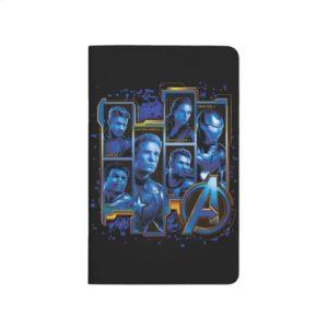 Avengers: Endgame | Avengers Character Panels Journal