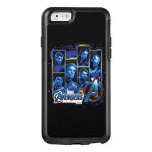 Avengers: Endgame | Avengers Character Panels OtterBox iPhone Case