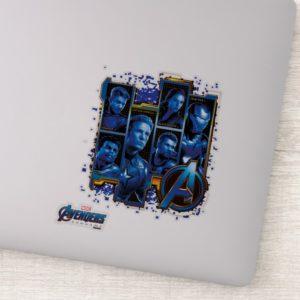 Avengers: Endgame | Avengers Character Panels Sticker