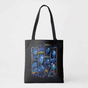 Avengers: Endgame | Avengers Character Panels Tote Bag