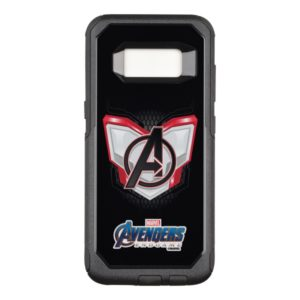 Avengers: Endgame | Avengers Chest Panel Logo OtterBox Commuter Samsung Galaxy S8 Case