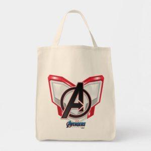Avengers: Endgame | Avengers Chest Panel Logo Tote Bag