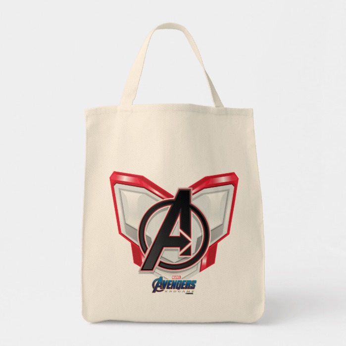 Avengers: Endgame | Avengers Chest Panel Logo Tote Bag