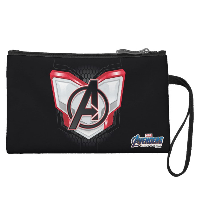 Avengers: Endgame | Avengers Chest Panel Logo Wristlet