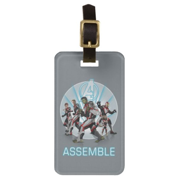 Avengers: Endgame | Avengers Group Stance Graphic Bag Tag