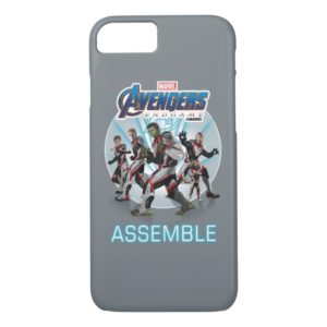 Avengers: Endgame | Avengers Group Stance Graphic Case-Mate iPhone Case