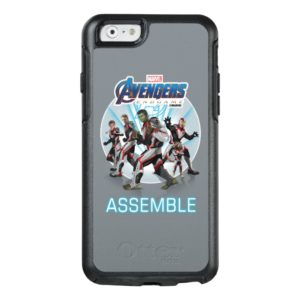 Avengers: Endgame | Avengers Group Stance Graphic OtterBox iPhone Case