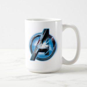 Avengers: Endgame | Avengers Hi-Tech Logo Coffee Mug