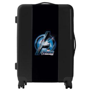 Avengers: Endgame | Avengers Hi-Tech Logo Luggage