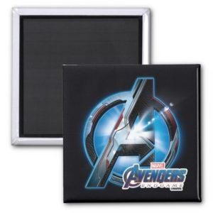 Avengers: Endgame | Avengers Hi-Tech Logo Magnet