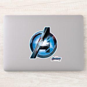 Avengers: Endgame | Avengers Hi-Tech Logo Sticker
