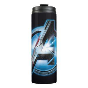 Avengers: Endgame | Avengers Hi-Tech Logo Thermal Tumbler
